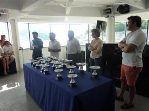Entrega premios